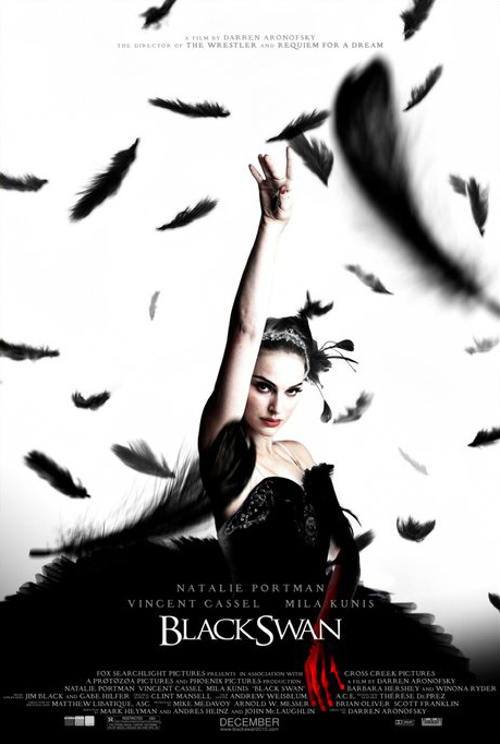 Black Swan, by Darren Aronofsky (5/5)