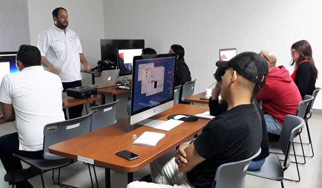 El CNEAC desarrolla el Curso de Técnicas Avanzadas de Post Producción Audiovisual