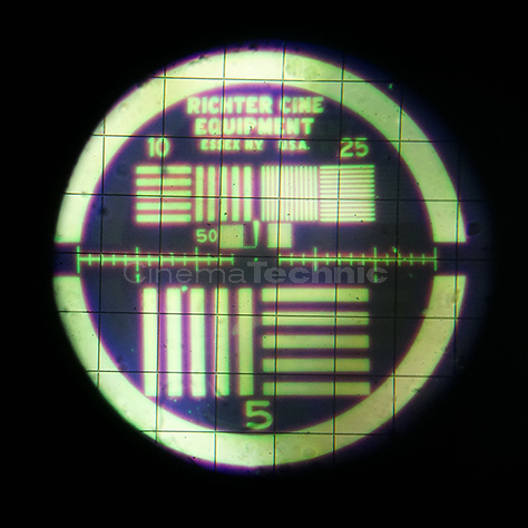 Richter Collimator Reticle Image