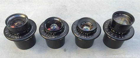 Modified Zeiss Standard Primes