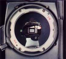 ARRI 16SR3 Lens Port