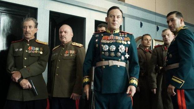 The Death of Stalin (2017) - filmstill