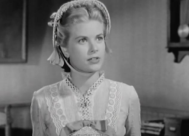 Grace Kelly Cinematic Memory