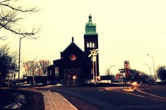 Our local church. :)