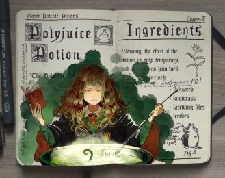 01. Polyjuice Potion