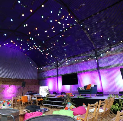 Glasson Digital Festoon Lighting