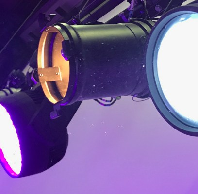 Chauvet Maverick MK1 Spots and Rogue R3 Washes Hire