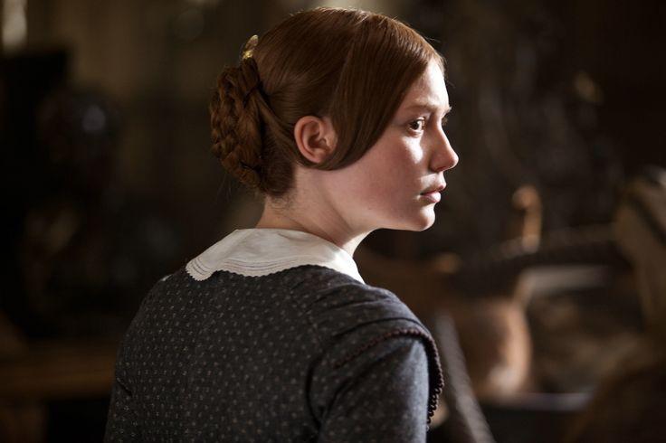 Wardrobe Galleries Jane Eyre Hairstyles CINEMATTIRE