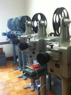 Projectores de 35mm de origem russa
