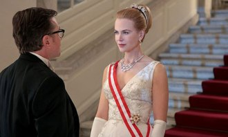Nicole Kidman as Grace Kelly in Grace of Monaco