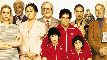 The Royal Tenenbaums (Custom)