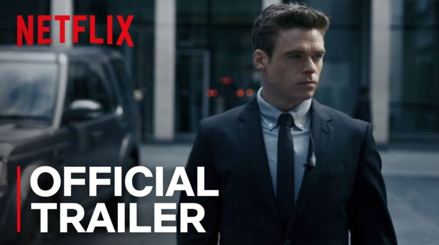 Bodyguard 2018 Netflix Web Series & Tv Shows (British)