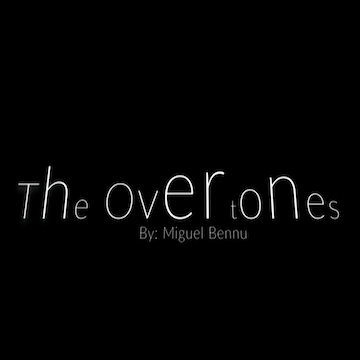 Overtones Text Image