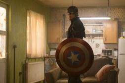 Marvel's Captain America: Civil War Captain America/Steve Rogers (Chris Evans) Photo Credit: Zade Rosenthal © Marvel 2016