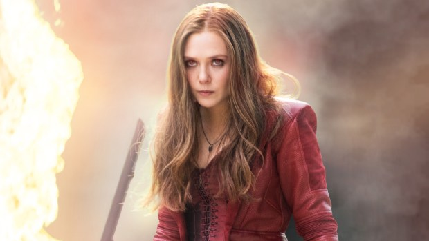 Marvel's Captain America: Civil War Scarlet Witch/Wanda Maximoff (Elizabeth Olsen) Photo Credit: Zade Rosenthal © Marvel 2016
