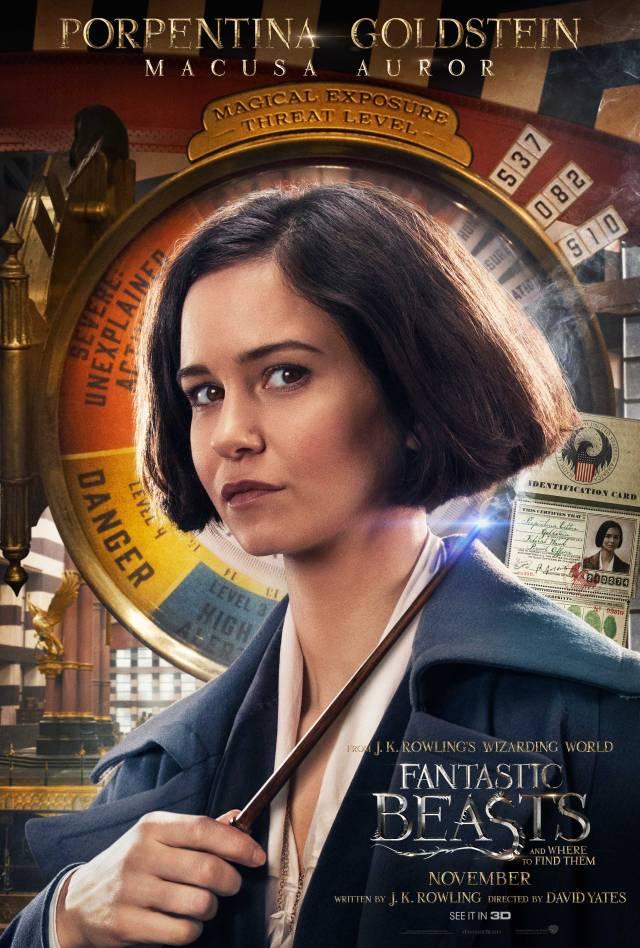 Fantastic Beasts - Porpentina Goldstein Poster.png