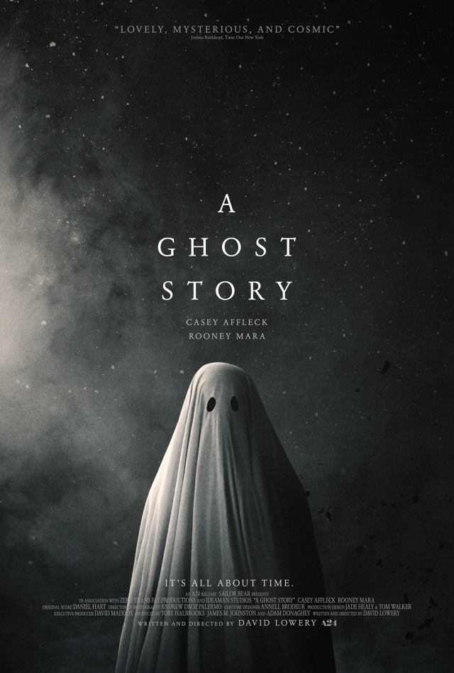 A Ghost Story US Teaser Poster