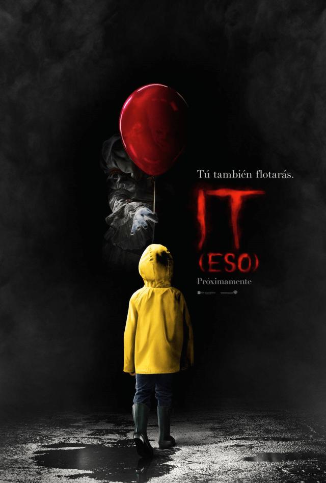 IT 2017 MX Teaser Poster