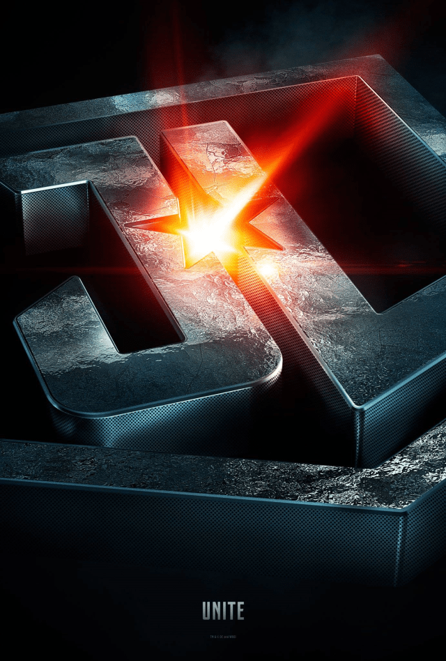 Justice League - US Teaser Poster