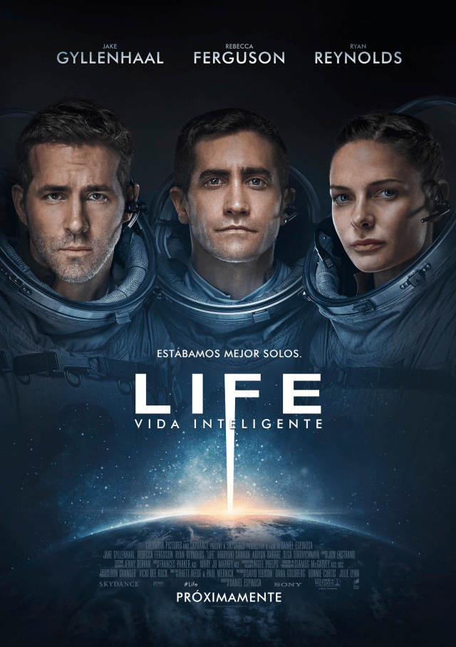 Life 2017 LATAM Poster Oficial