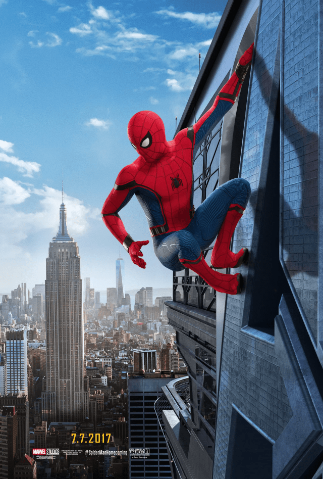 Spider-Man Homecoming US Teaser Poster 2