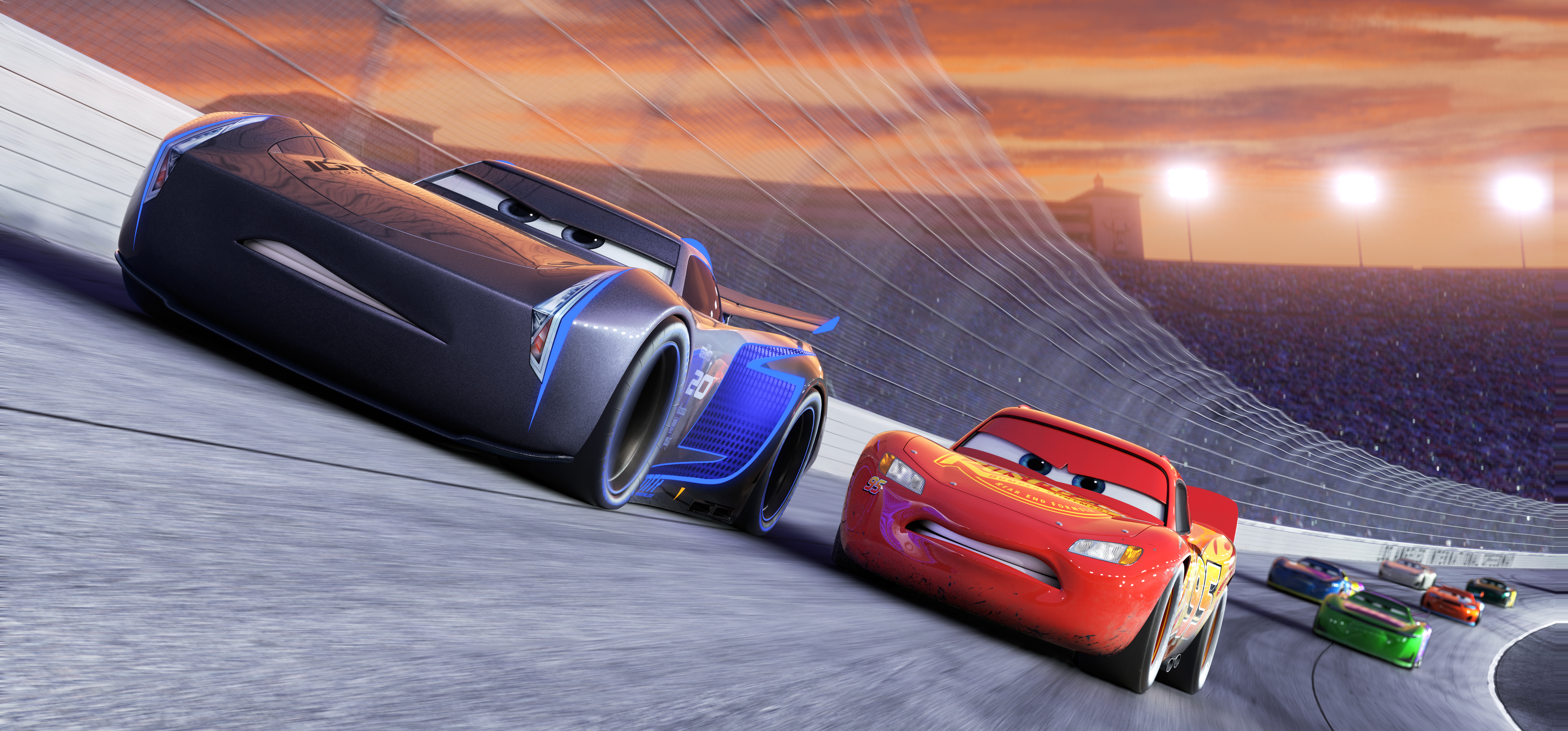 Cars 3 CineMedios