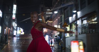 Marvel Studios' BLACK PANTHER Okoye (Danai Gurira) Ph: Film Frame ©Marvel Studios 2018