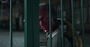 Marvel Studios' AVENGERS: INFINITY WAR..Vision (Paul Bettany)..Photo: Film Frame..©Marvel Studios 2018