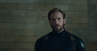 Marvel Studios' AVENGERS: INFINITY WAR..Captain America/Steve Rogers (Chris Evans)..Photo: Film Frame..©Marvel Studios 2018