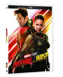 PACK 3D DVD ANT-MAN AND THE WASP