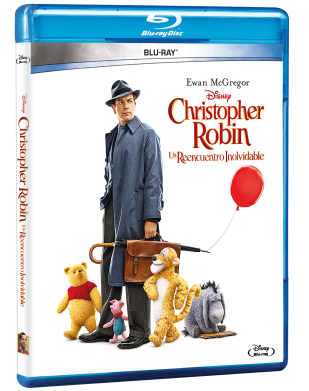 PACK BLU RAY CHRISTOPHER ROBIN