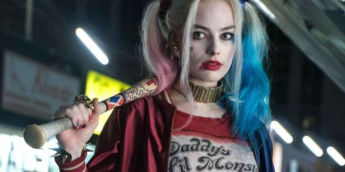 Este es el título completo de la cinta de Harley Quinn