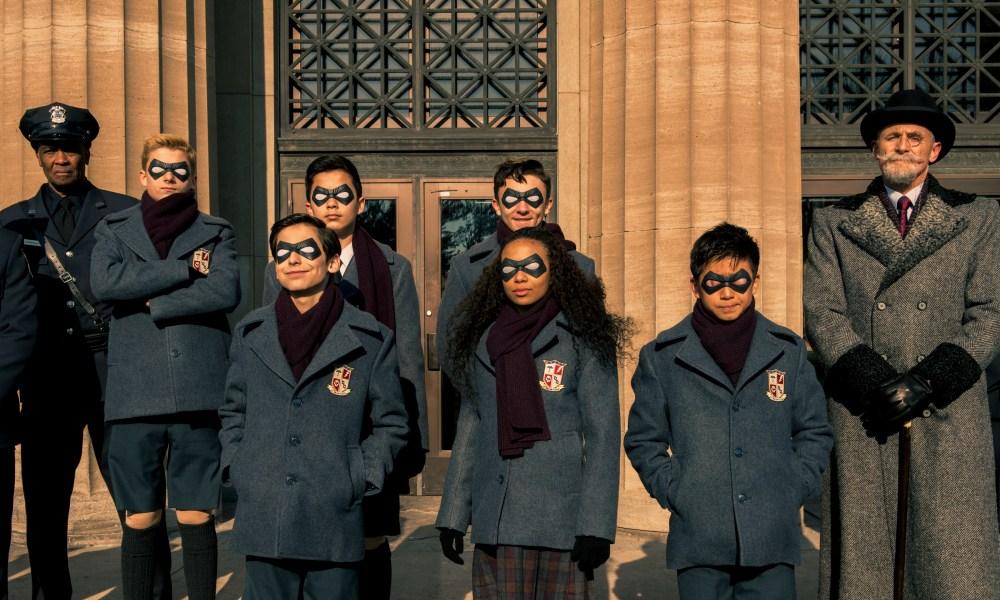 Netflix estrena tráiler oficial de 'The Umbrella Academy'