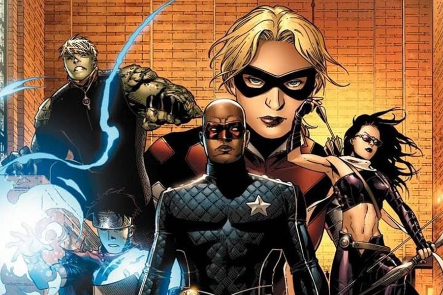Marvel podría estar trabajando en nueva cinta de Avengers