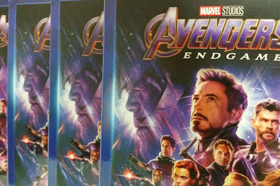 ¡Participa y gánate la película de 'Avengers: Endgame' en formato blu-ray!