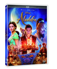 PACK 3D DVD ALADDIN LIVE ACTION