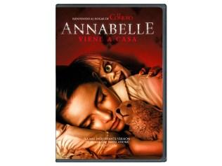 DVD ANNABELLE 3 frt