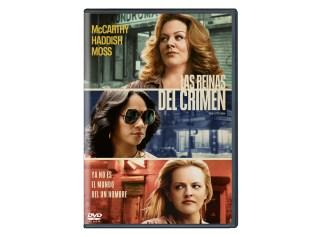 REINAS DVD FRT