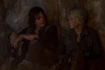 Norman Reedus as Daryl Dixon, Melissa McBride as Carol Peletier - The Walking Dead _ Season 10, Episode 9 - Photo Credit: Chuck Zlotnick/AMC