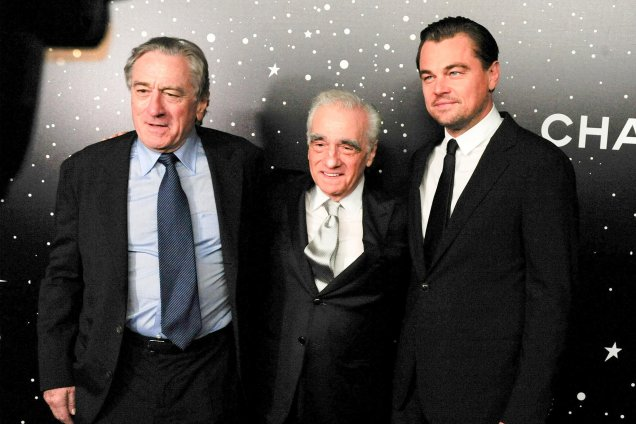 The Museum Of Modern Art Film Benefit Presented By Chanel, A Tribute To Martin Scorsese