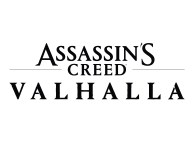Assassin's Creed Valhalla logo vertical