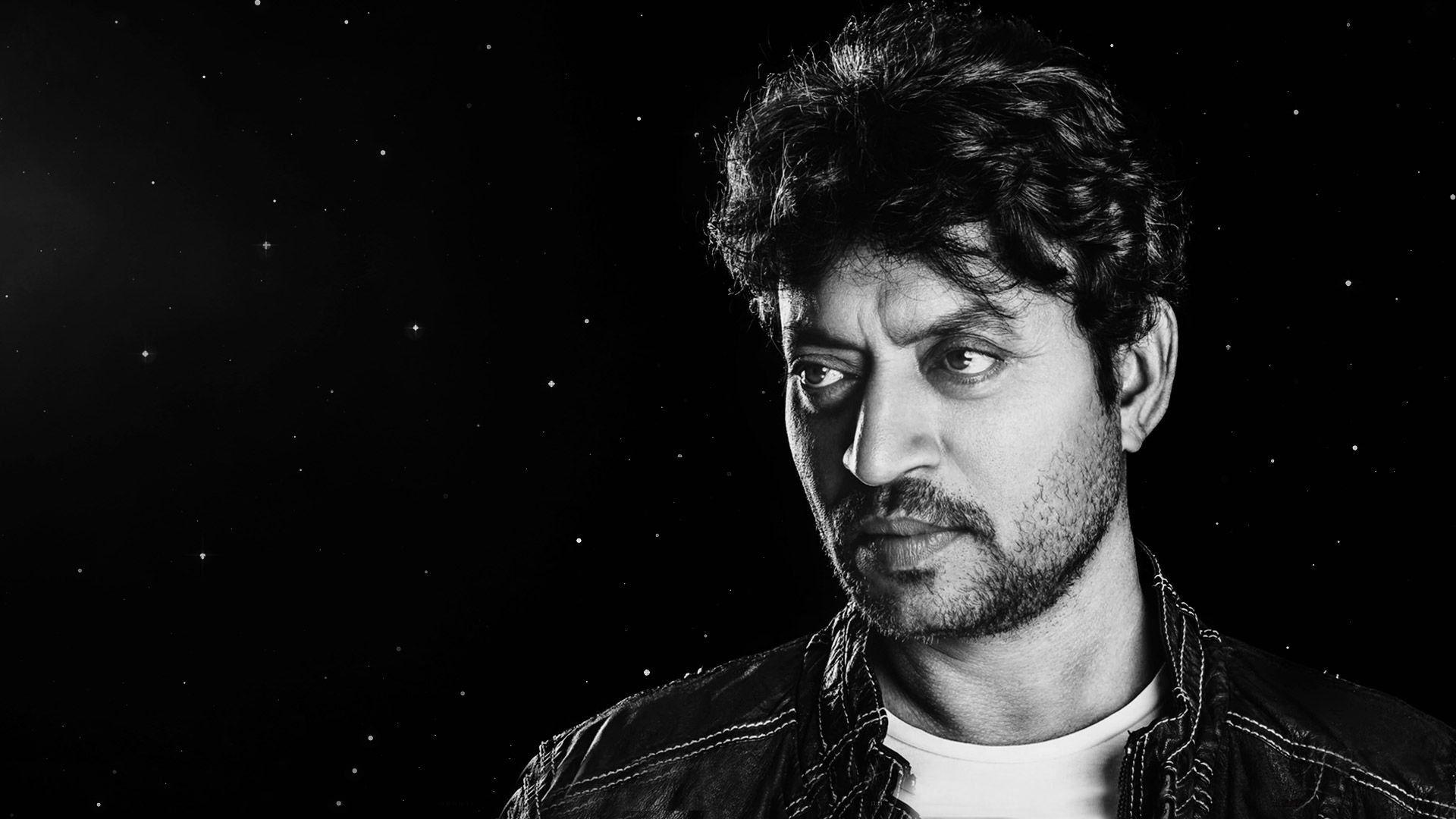 fotografía del actor irrfan khan