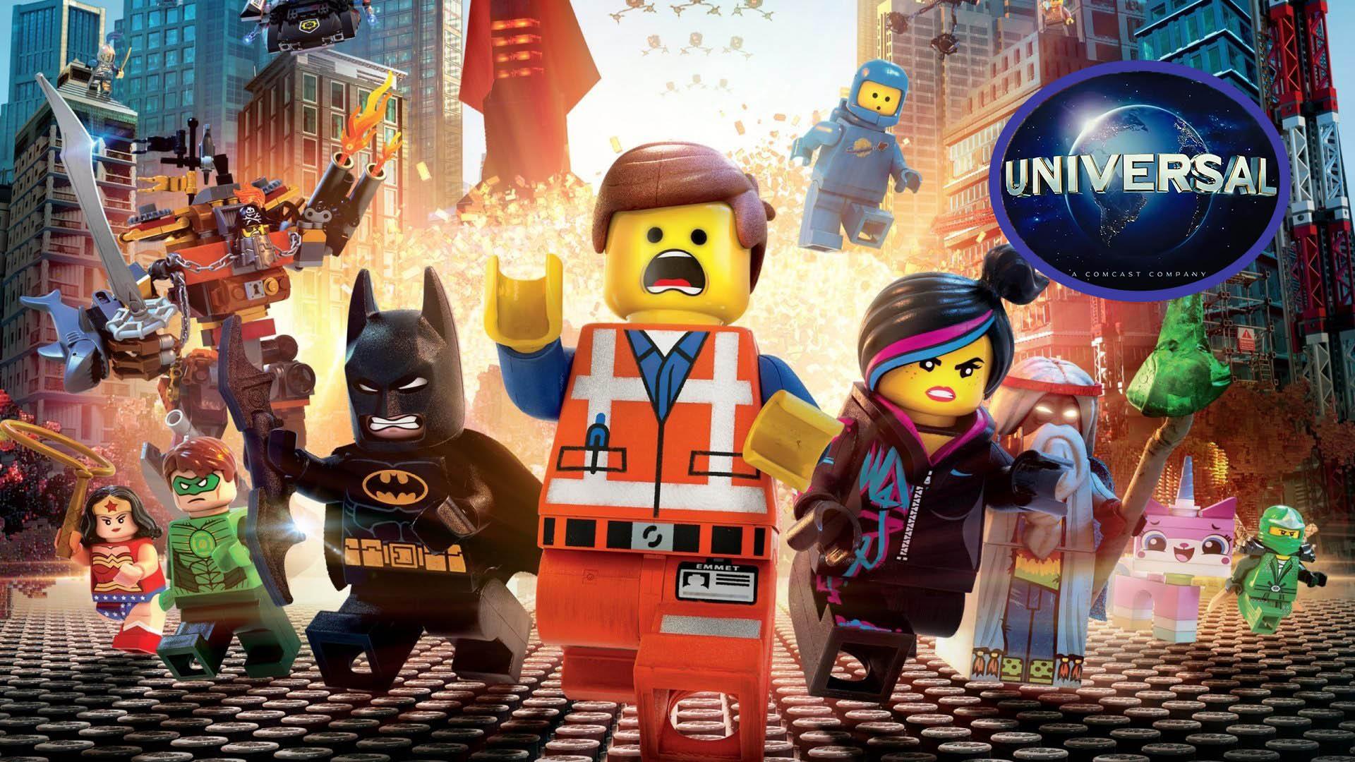 Lego Universal Warner