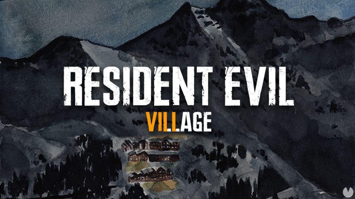 nuevo resident evil 8 village capcom