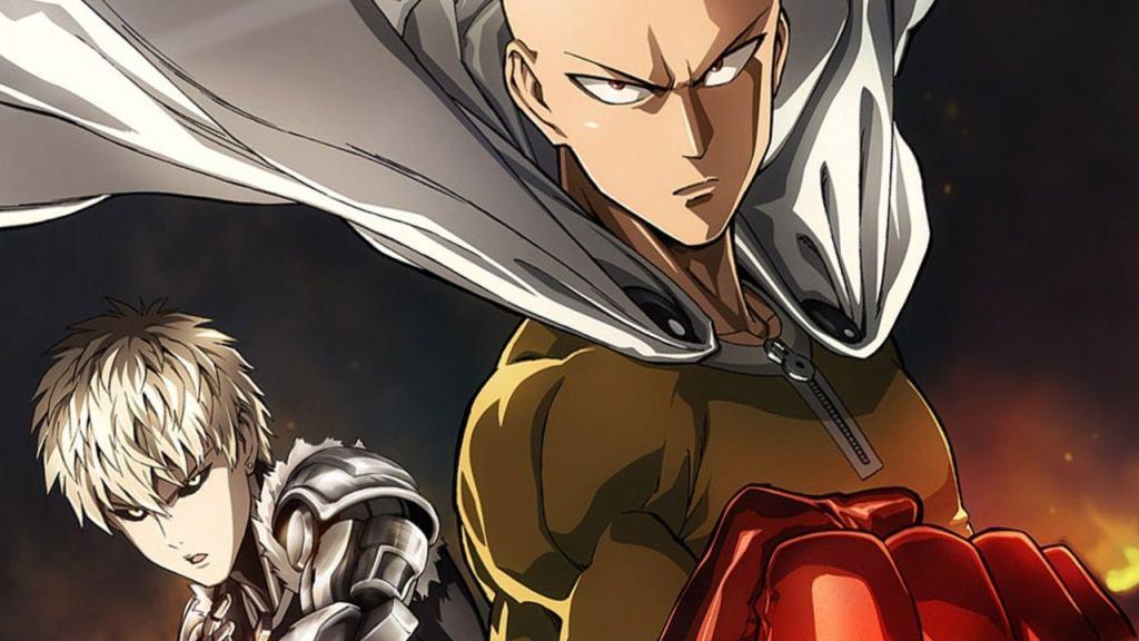 imagen de saitama one punch man