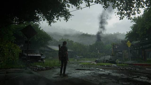 imagen de the last of us part 2