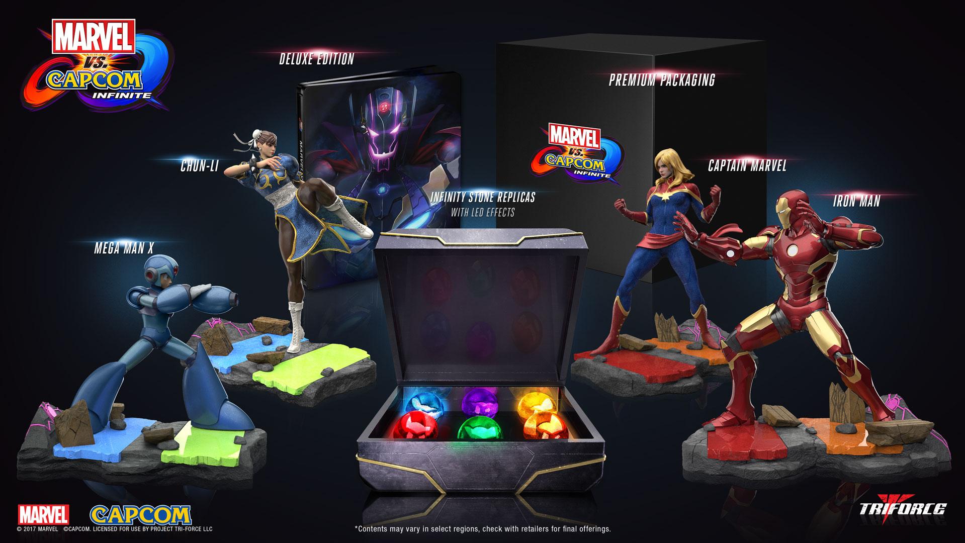 Marvel vs Capcom Infinite Collectors Edition Xbox One