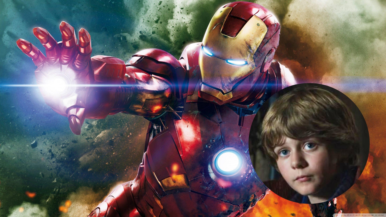 Imagen de Iron Man con fotografía de Ty Simpkinns