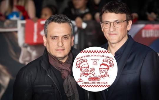 hermanos russo con logo de su cine club en instagram