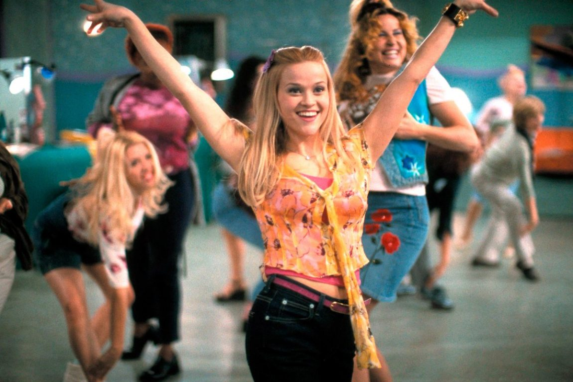 Reese Witherspoon en Legalmente rubia